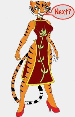 asian-tigress