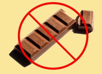no-chocolates