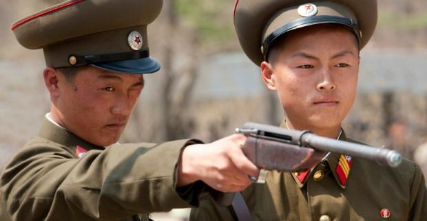 north-korea-gun
